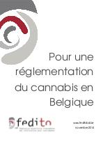 Pour une réglementation du cannabis en Belgique - cover fr