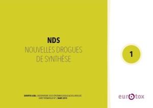 Livret sur les Nouvelles Drogues de Synthèse (NDS) - Eurotox 2015