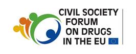 logo EU Civil Society Forum on Drugs
