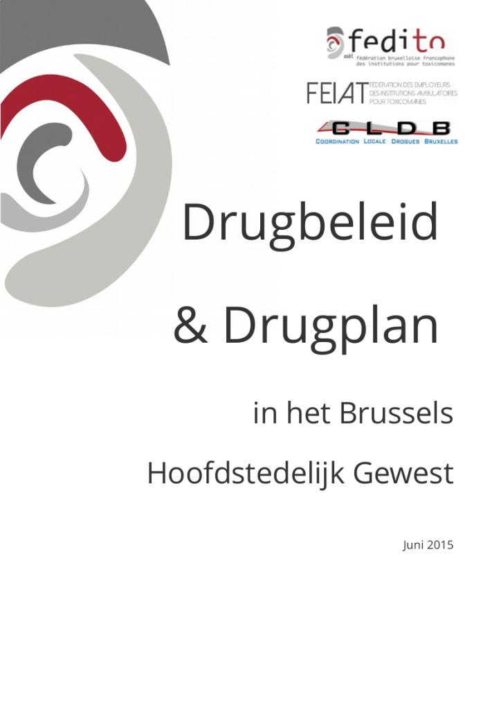 politique drogues et plan drogues - cover - nl