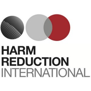 Logo Harm Reduction International / IHRA