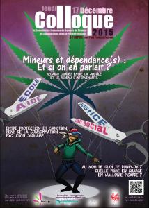 Mineurs et dépendances - Colloque-citadelle 2015