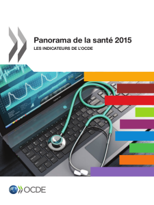 ocde - indicateurs 2015
