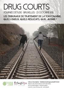 Affiche journée Drugcourt