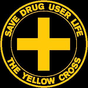 croix-jaune - yellow cross