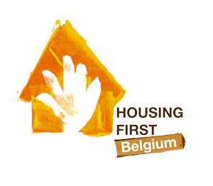 logo housing first belgium
