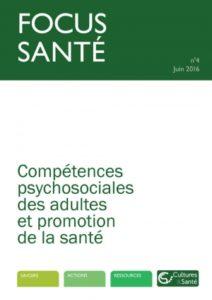 Compétences psychosociales des adultes et promotion de la santé