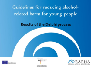 Guidelines for reducing alcohol related harm for young people